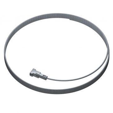 Twister micro staaldraad 150 cm