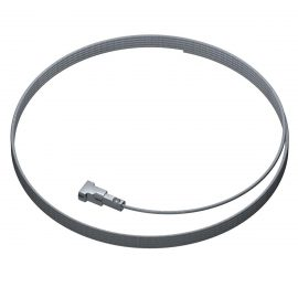 Twister micro staaldraad 300 cm