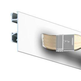 click rail pro wit 300 cm