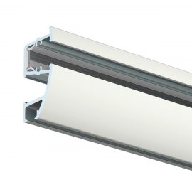 combi rail pro light wit 300 cm