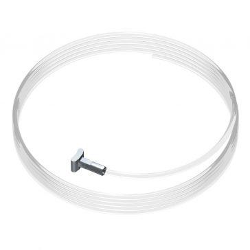 artiteq solid slider 2 mm perlon 150 cm