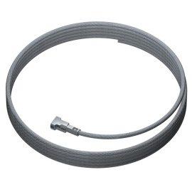 artiteq twister staaldraad 1,8 mm 100 cm