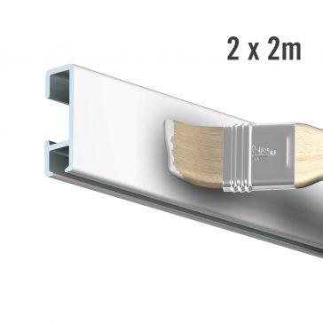 click rail wit primer 4m
